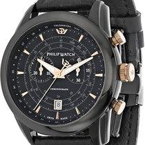 Philip Watch Steel 44mm Quartz R8271996004 new