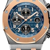 Audemars Piguet Gold/Steel 42mm Automatic 26471SR.OO.D101CR.01 new United States of America, Illinois, Chicago