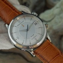 Jaeger-LeCoultre Master Memovox Steel Silver United States of America, Pennsylvania, Kutztown