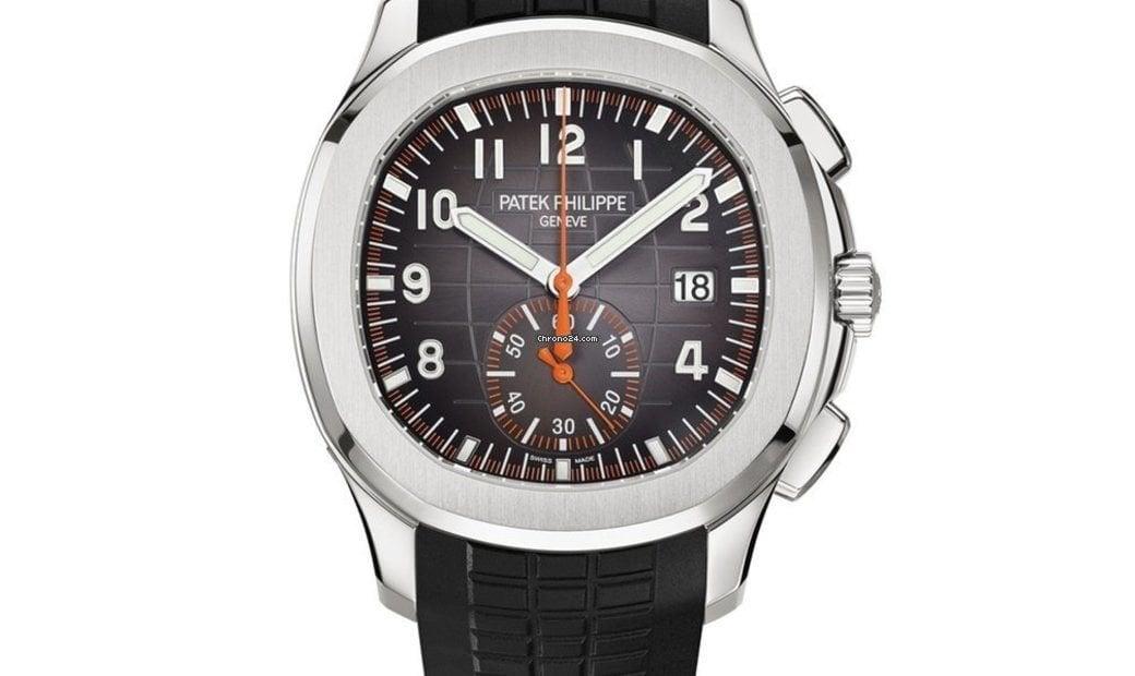 Patek Philippe Aquanaut 5968A-001 2020 new