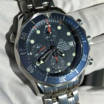 Omega Seamaster Diver 300 M Steel 41.5mm Blue No numerals United States of America, Texas, Frisco