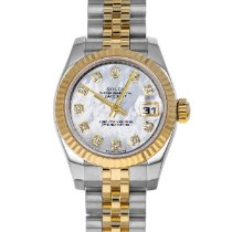 Rolex Lady-Datejust Gold/Steel 26mm White United States of America, Maryland, Baltimore, MD