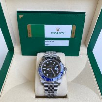 Rolex GMT-Master II Steel 40mm Black No numerals United States of America, Florida, Miami
