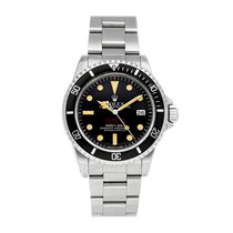 Rolex Sea-Dweller Steel 40mm Black No numerals United States of America, Pennsylvania, Bala Cynwyd