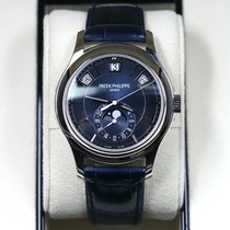 Patek Philippe Annual Calendar new Automatic Watch with original box and original papers 5205G-013