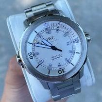 IWC Aquatimer Automatic Steel 42mm Silver No numerals United States of America, California, Los Angeles