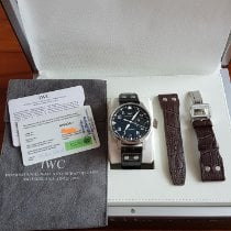 IWC Steel 46mm Automatic IW500401 pre-owned Singapore, Singapore