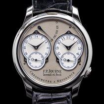 F.P.Journe Platinum 40mm Manual winding Chronometre à Resonance United States of America, Massachusetts, Boston