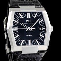 IWC Da Vinci Automatic Сталь 40mm Черный