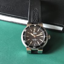 Oris Steel 44mm Automatic 733 7533 8454 07 4 24 34EB pre-owned The Philippines, Meycauayan City