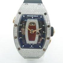 Richard Mille Witgoud 38mm Automatisch RM 037