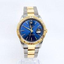 Rolex Datejust Turn-O-Graph Gold/Steel 36mm Blue United Kingdom, Watford