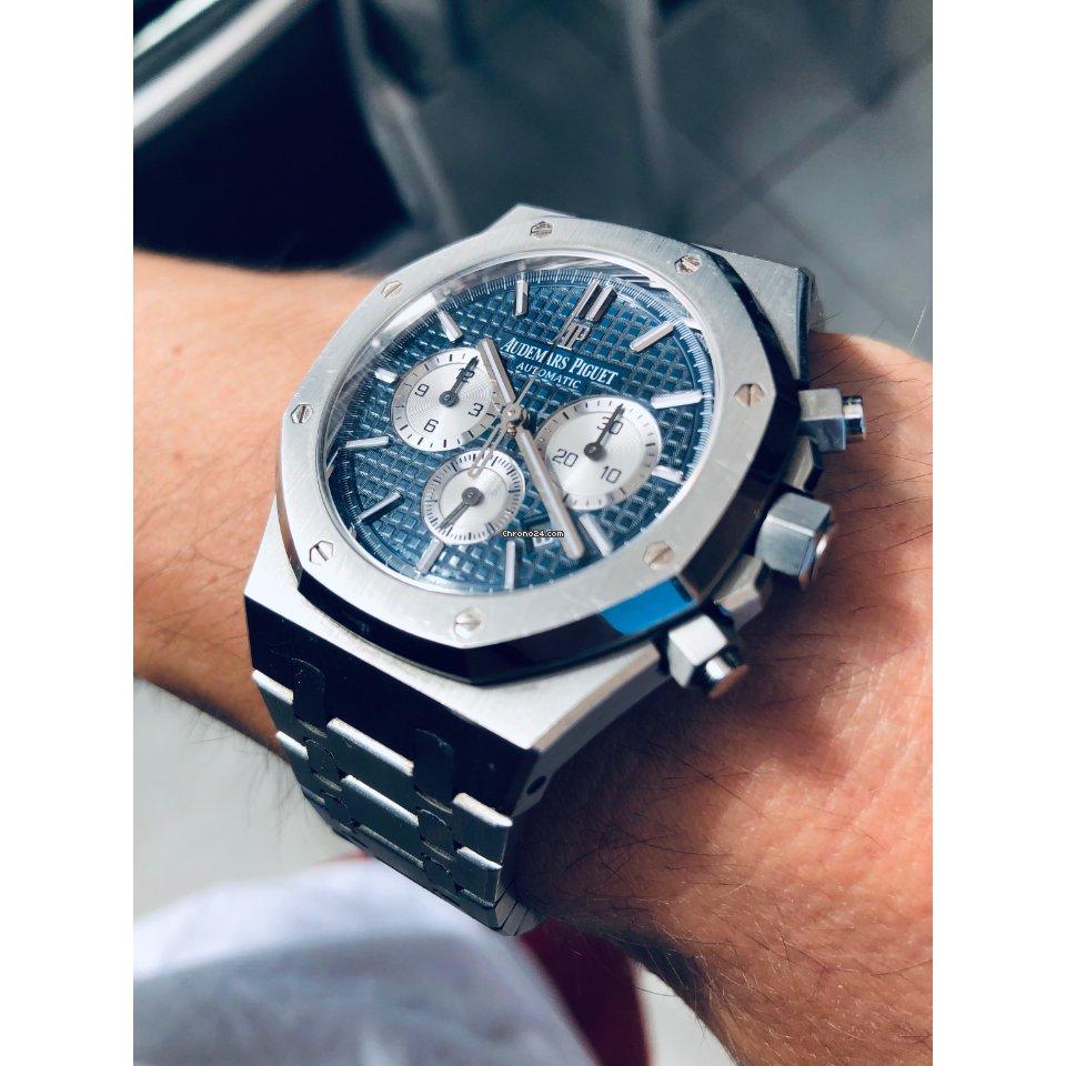 Audemars Piguet Royal Oak Chronograph 26331ST.OO.1220ST.01 2018 pre-owned