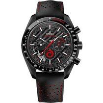 Omega Speedmaster Professional Moonwatch Keramika 44.25mm Černá Bez čísel