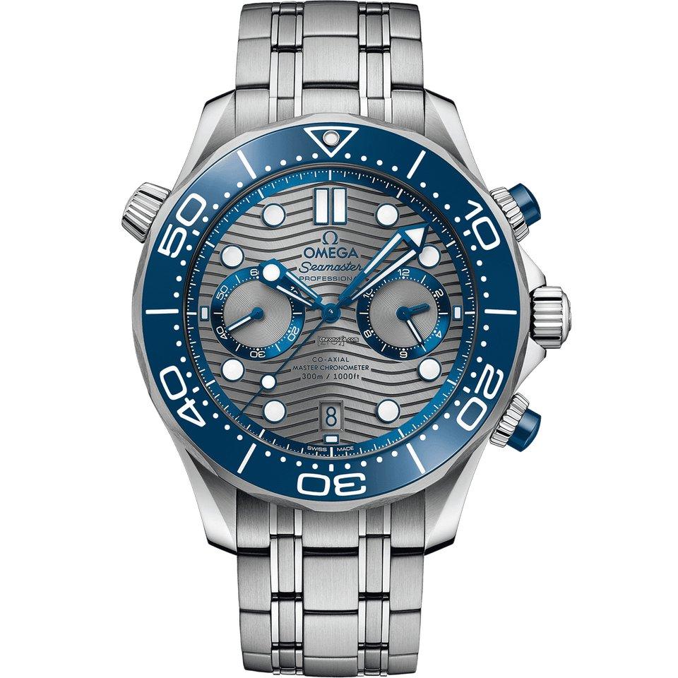 Omega Seamaster Diver 300 M 210.30.44.51.06.001 2020 nové