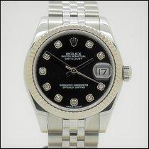 Rolex Lady-Datejust Acero y oro 31mm Negro España, BARCELONA