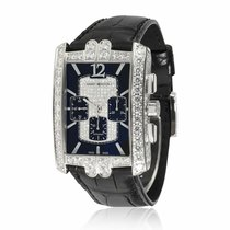Harry Winston pre-owned Automatic 32mm Sapphire crystal Not water resistant
