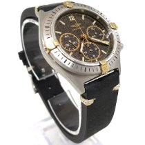 Breitling Callisto pre-owned 36mm Chronograph Leather