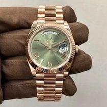 Rolex (ロレックス) 228235 ピンクゴールド デイデイト 40 40mm 新品