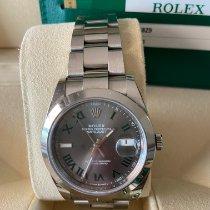 Rolex 126300 Acciaio 2019 Datejust 41mm usato Italia, 40120