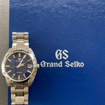Seiko Grand Seiko Acier 40mm Bleu France, Mosnac