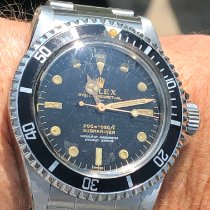 Rolex 5512 Steel 1963 Submariner (No Date) 40mm pre-owned United States of America, Colorado, Glenwood Springs