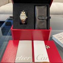 Cartier Roadster w62031y4 Foarte bună Aur/Otel Atomat