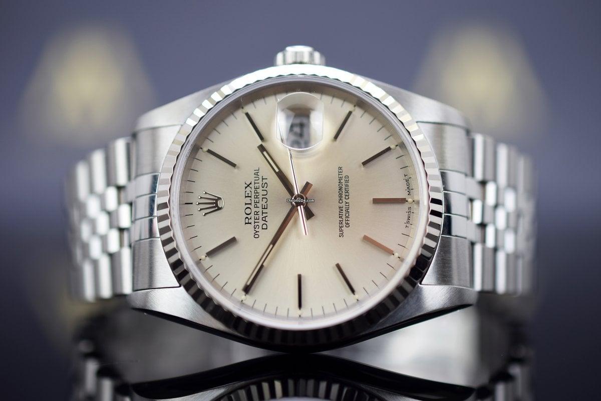 Rolex Datejust 16234 1995 gebraucht