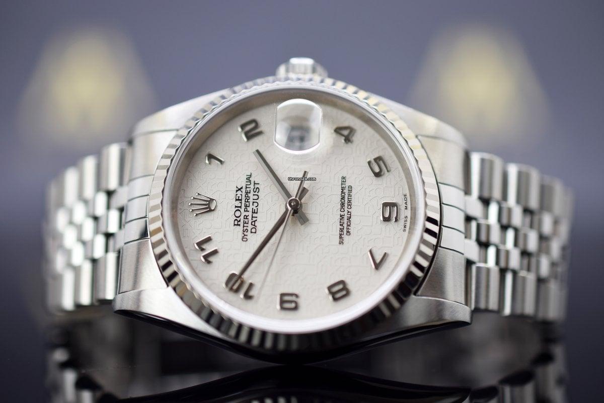 Rolex Datejust 16234 2000 gebraucht