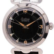 Certina Steel 32mm Automatic 5509 pre-owned United States of America, California, West Hollywood