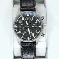 IWC Pilot Chronograph IW377709 Very good Steel 43mm Automatic Malaysia, SUBANG JAYA
