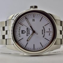 Tudor Glamour Date-Day new 2021 Automatic Watch with original box and original papers 56000