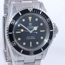 Tudor Steel 40mm Automatic pre-owned United States of America, New York, Huntington