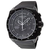 Certina new Quartz Chronometer 45mm Steel Sapphire crystal