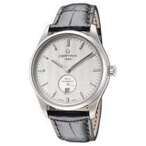 Certina new Automatic 40mm Steel Sapphire crystal