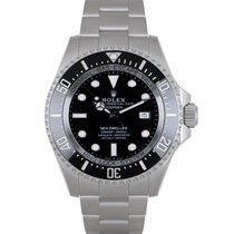 Rolex Sea-Dweller Deepsea 126660 Jamais portée Acier 44mm Remontage automatique