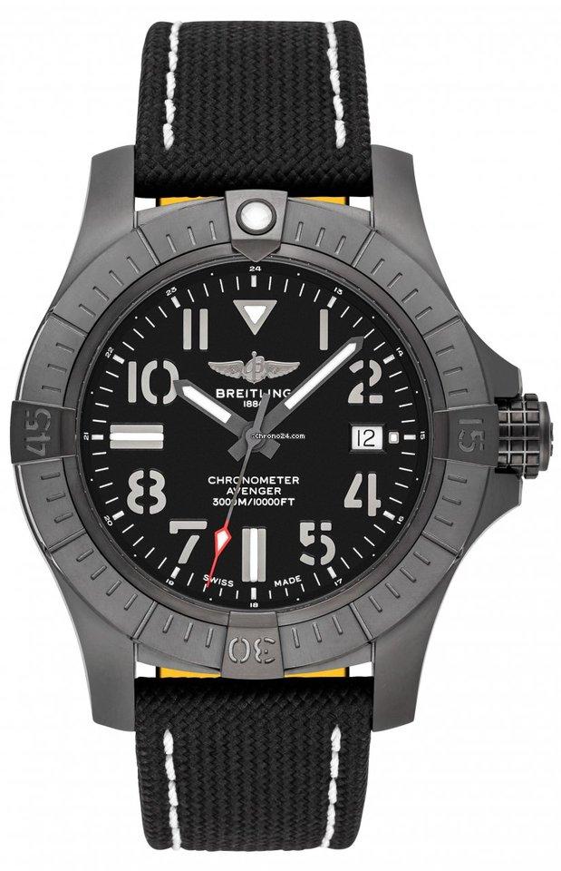 Breitling Avenger Seawolf V17319101B1X2 2021 новые