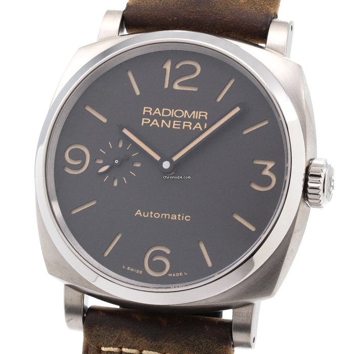 Panerai Radiomir 1940 3 Days Automatic PAM00619 pre-owned