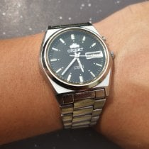 Orient 469DE3-60 CA Very good Steel Automatic The Philippines, Bacolod