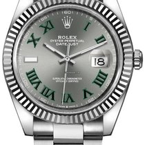Rolex 126334-0021 Steel 2021 Datejust 41mm new United States of America, Illinois, Chicago