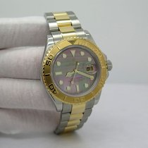 Rolex 16623 Gold/Steel 2007 Yacht-Master 40 40mm pre-owned United States of America, Florida, Orlando