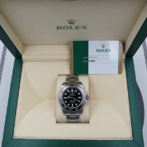 Rolex Steel 2017 Submariner (No Date) 40mm pre-owned United States of America, New York, NYC