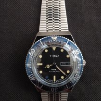 Timex Steel 40mm Automatic Timex Q M79 NN07 new United States of America, Illinois, Chicago