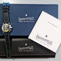 Eberhard & Co. Champion V Steel Black