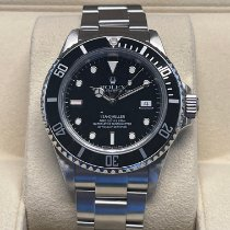 Rolex Sea-Dweller 4000 Steel 40mm Black No numerals
