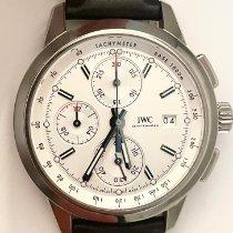 IWC Ingenieur Chronograph Titanium 42mm Silver No numerals United States of America, Massachusetts, Boston