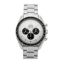 Omega Speedmaster Professional Moonwatch Steel 42mm Silver No numerals United States of America, Pennsylvania, Bala Cynwyd