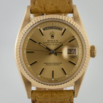 Rolex 1803 Yellow gold 1967 Day-Date 36 36mm pre-owned United States of America, California, Pleasant Hill
