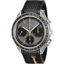 Omega Speedmaster Racing new Automatic Chronograph Watch with original box and original papers 326.32.40.50.06.001