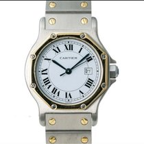 Cartier Santos (submodel) 24942 Very good 31mm Automatic